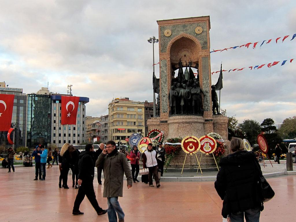 Taksim Platz